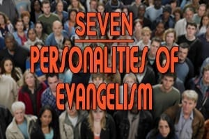 Power of Praying Evangelism