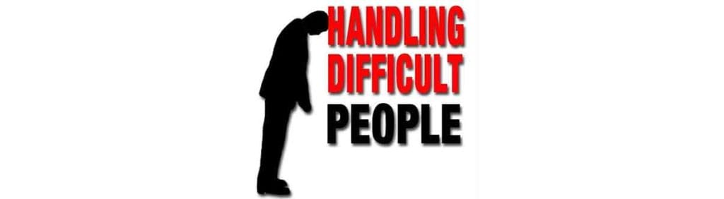 Handling Difficult People sermons